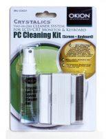 OKION ΚΙΤ Καθαρισμού για Crystalics PC