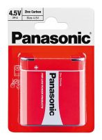 Panasonic 3R12 μπαταρία Μαγγανίου 4,5V