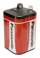 Panasonic 4R25 μπαταρία Μαγγανίου 6V