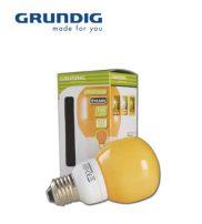 GRUNDIG λάμπα softline flame beige 2700K E27 11W