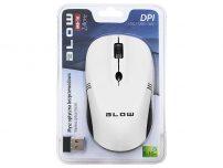 Ασύρματο Ποντίκι BLOW MB-10 Λευκό