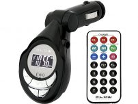 Πομπός FM με USB, SD Card, Τηλεκοντρόλ