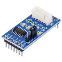 FIVE LINE FOUR PHASE STEPPER, MOTOR DRIVE MODULE