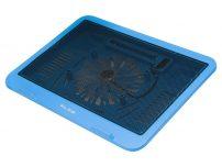 Βάση με Ανεμιστήρα γιά Laptop Μπλε