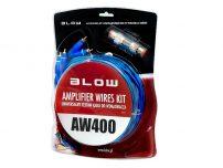 Σετ Καλωδίων Αυτοκινήτου BLOW AW400