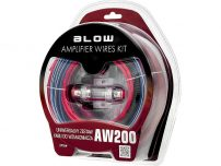 Σετ Καλωδίων Αυτοκινήτου 5m 8AWG BLOW AW200