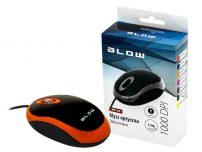 Οπτικό Ποντίκι BLOW MP-20 Πορτοκαλί