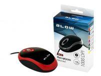 Οπτικό Ποντίκι BLOW MP-20 Κόκκινο
