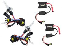 Car Kit Xenon HID H7 6000K SLIM