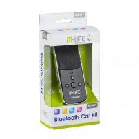 Bluetooth Car Kit με Ανοιχτή Συνομιλία