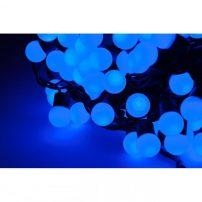 Χριστουγεννιάτικα LED 10m Μπλε Επεκτάσιμα