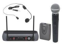 Ασύρματο Σύστημα Μικροφώνου BLOW Διπλό PRM903