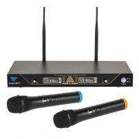 Ασύρματο Σύστημα Μικροφώνων UHF SE-2022 AZUSA