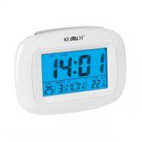 Ψηφιακό Ρολόι Ξυπνητήρι Θερμόμετρο Ημερολόγιο KEMOT