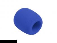 Σφουγγάρι μικροφώνου μπλε