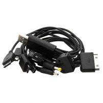 Καλώδιο USB 10σε1 20cm