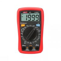 Ψηφιακό Πολύμετρο Uni-T UT33D +