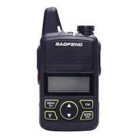 ΑΣΥΡΜΑΤΟΣ ΠΟΜΠΟΔΕΚΤΗΣ BAOFENG T1 UHF 1.5W